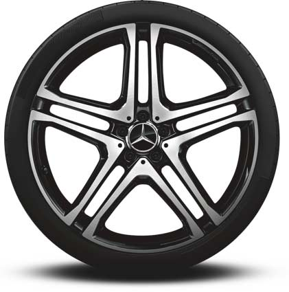 Mercedes-Benz Wheel